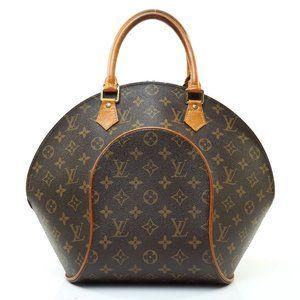 Auth Louis Vuitton Ellipse Mm Hand Bag #7915L39